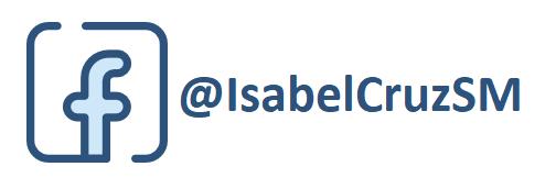 Facebook: @IsabelCruzSM