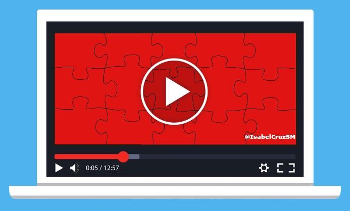 Cómo compartir vídeos nativos en Redes Sociales RRSS Twitter Facebook Instagram