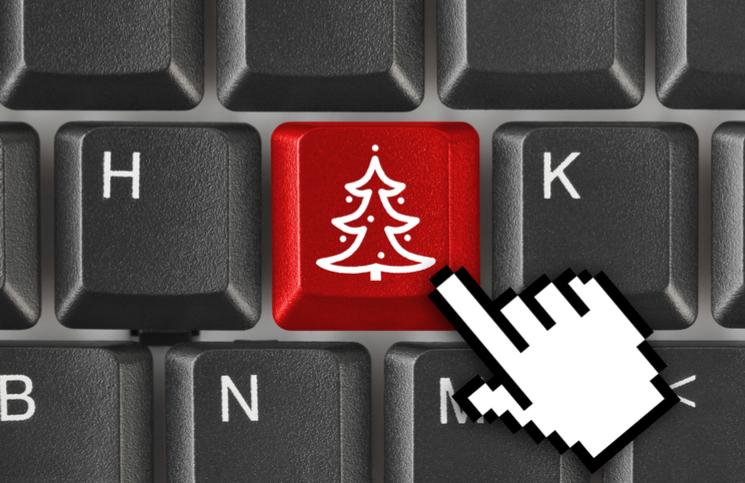 Campaña de Marketing Digital navideña para la venta online
