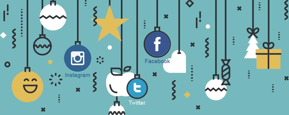 Campaña en Redes Sociales para Navidad